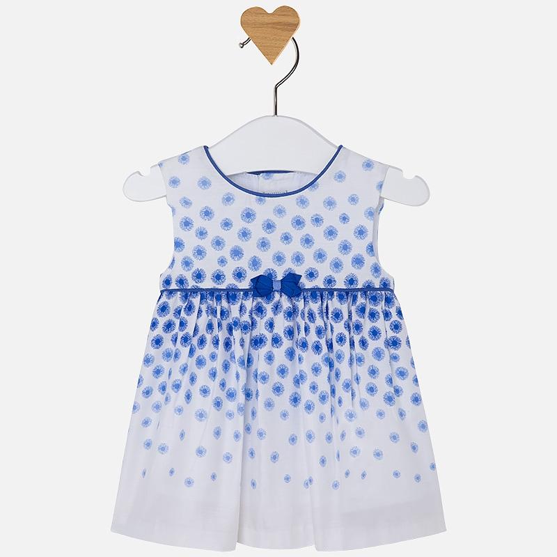 Kleid Punkte Schleife Baby Mädchen Mayoral :: Mayoral ...